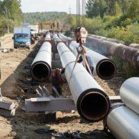 В Новомосковском округе ведется строительство двух важных объектов ЖКХ и теплосети