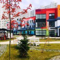 Детский сад на 350 мест ввели в эксплуатацию в составе ЖК «Новые Ватутинки» в ТиНАО