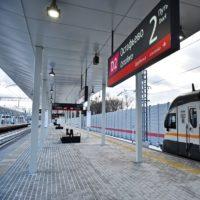 Открыта станция «Остафьево» на МЦД-2