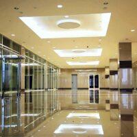 Оформлено разрешение на строительство бизнес-центра в Новомосковском округе. Офис